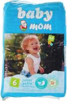 Подгузники Baby Mom Junior Extra 6 ( 15-30кг) 64 шт.